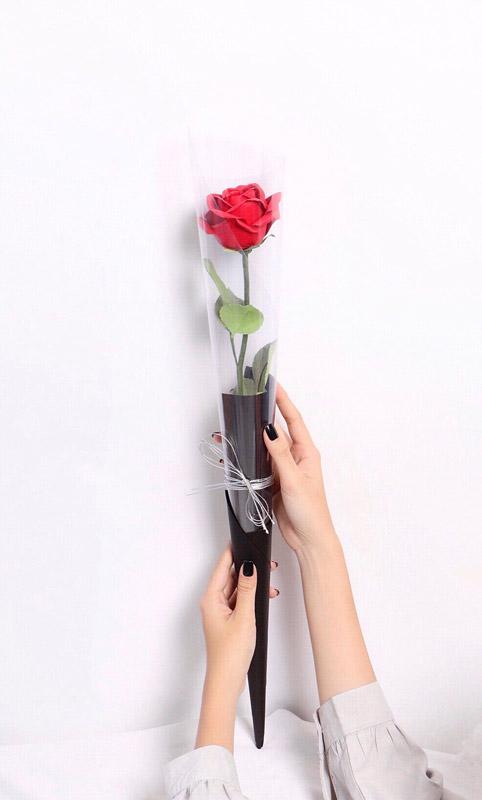 bông hồng tặng người thương