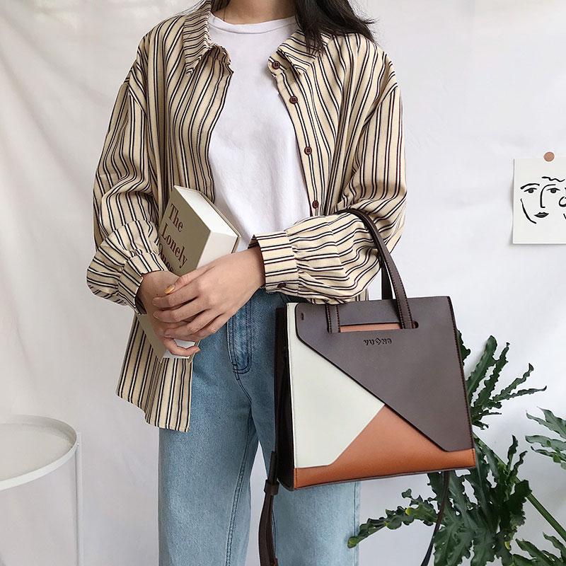 Túi Celato nổi bật với những mảnh ghép dang dở