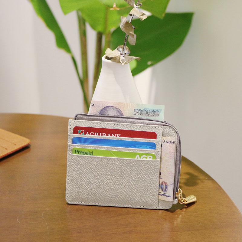 Ví mini tidi nhỏ gọn đựng thẻ